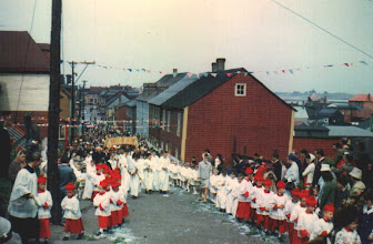 Photo: Church procession