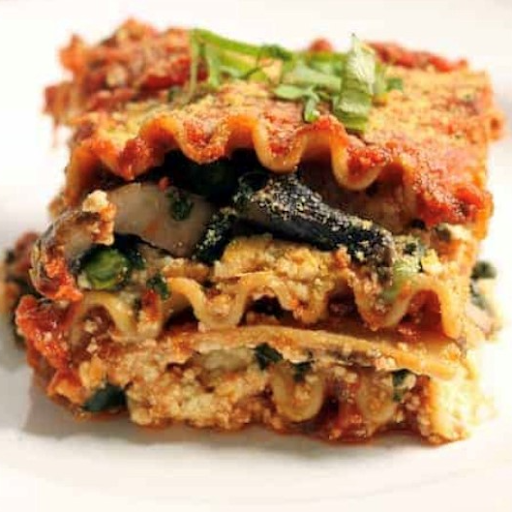 Veg Lasagna Home Kit