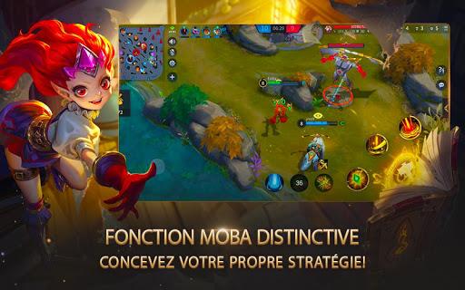 Télécharger Champions Legion | 5v5 MOBA apk mod screenshots 5