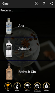 Gin Tonic App by Cocktail Team- screenshot thumbnail