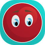 Bounce Red Ball Dash Icon