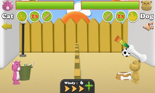 Cat And Dog - Game Viet screenshot 2