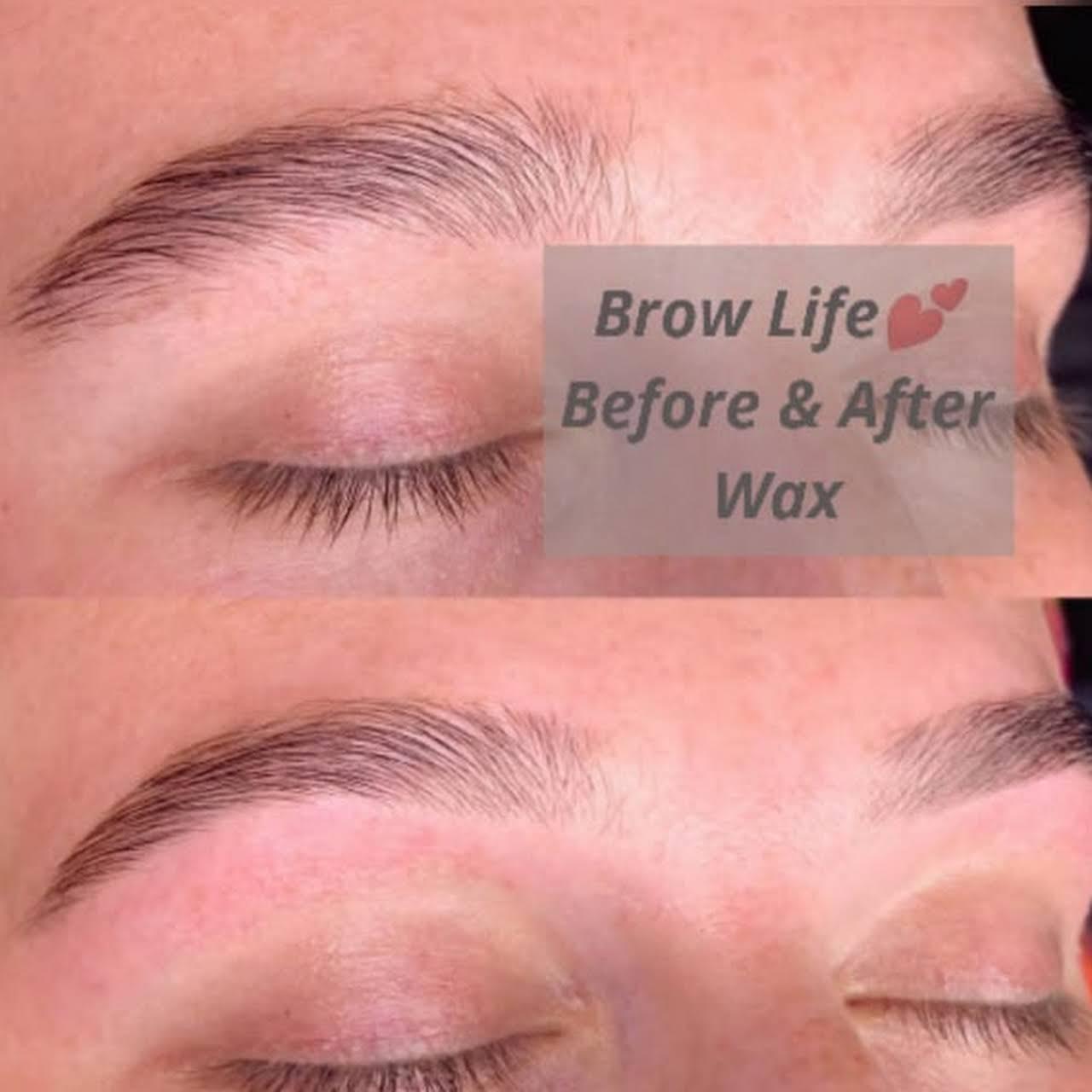 Whitney's Mobile Body Wax | Eyebrow, Brazilian Wax