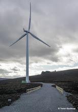 Photo: Turbine at Mid Hill Wind Farm, Fetteresso Forest