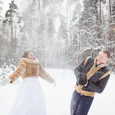 Wedding photographer Mila Antoshkina (milavangogh). Photo of 16.02.2016
