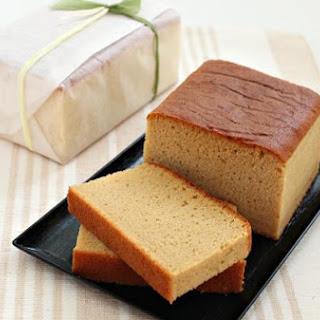 Castella Cake (カステラ, Kasutera)