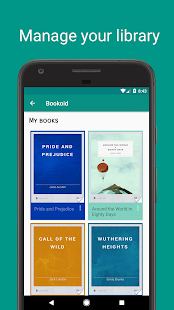 Bookoid - Discover, read books Screenshot