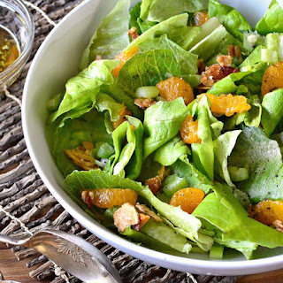 Mandarin Almond Salad Red Wine Vinegar Recipes