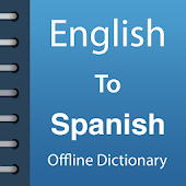 English To Spanish Dictionary Offline
