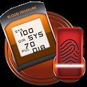 Fingerprint Blood Pressure Scanner Check BP Prank icon