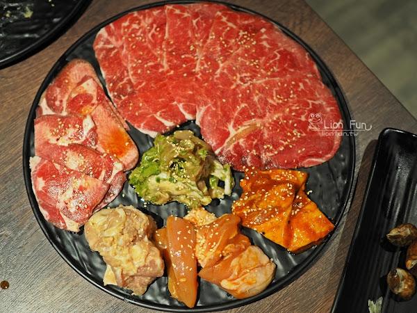 野安燒烤鍋物。498元起燒烤火鍋吃到飽,含石鍋拌飯!