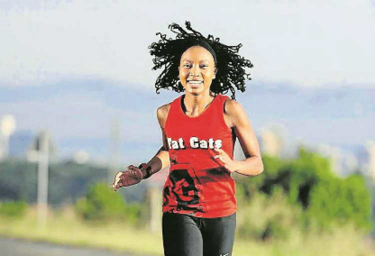 Johannesburg-based Zanele Hlatshwayo will be running the Washie 100 on July 27 to raise funds for the South African Depression and Anxiety Group
