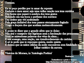 Photo: Ternura, Vinicius de Moraes
