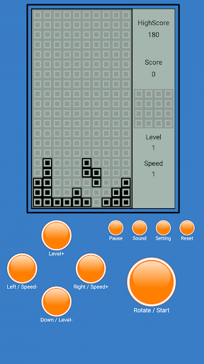 Brick Game - Classic Blocks Puzzle 4.0.0 screenshots 1