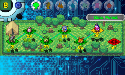 Digipet X Tamers for Android – APK Download 4