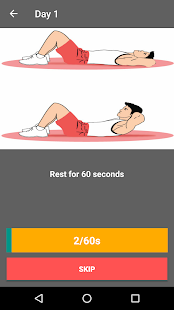 30 Day Abs Workout Challenge - náhled
