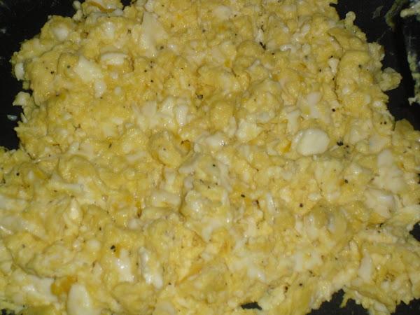 Perfectly Perfect Scramble Eggs Recipe