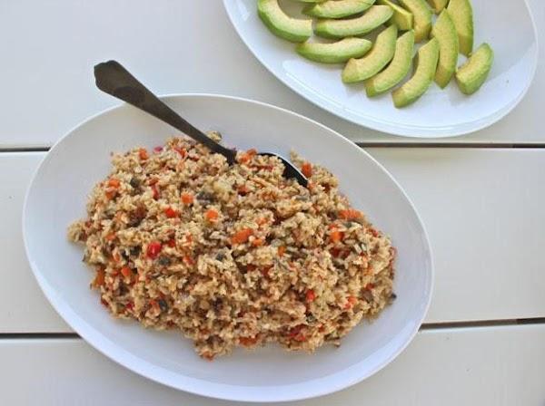 Spanish Brown Rice Recipe