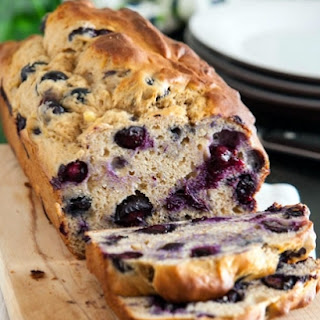 Blueberry Banana Bread ( 5 Smartpoints )