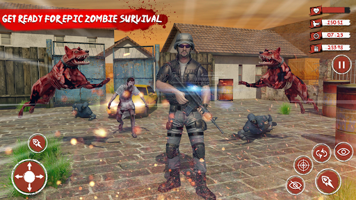 Zombie Target Death Survival Dead Shooting Games 1.0.1 de.gamequotes.net 4