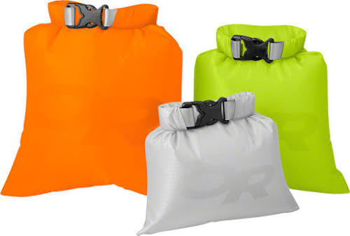 Outdoor Research UltraLite Dry Sack: Supernova; 15 Liter
