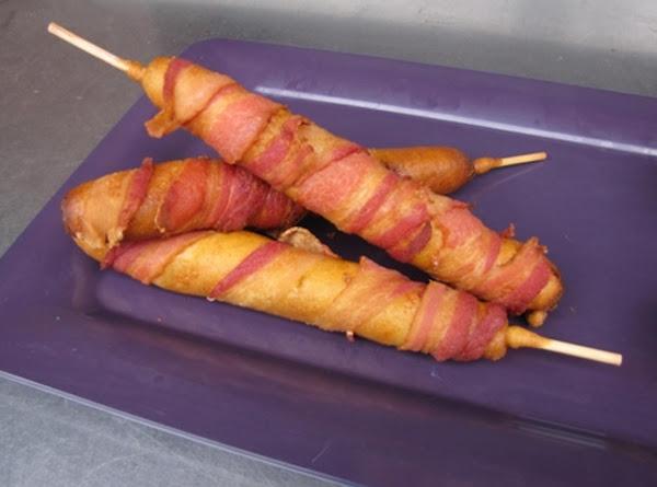 Dilly Bacon Pups Recipe