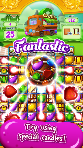 Food Burst: An Exciting Puzzle Game apktram screenshots 18