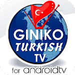 GinikoTurkish TV for AndroidTV Icon