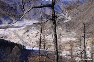 Photo: Перевал Чике-Таман. Фото со старого перевала.