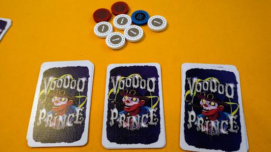 ゲーム紹介『ブードゥー・プリンス (Voodoo Prince)』