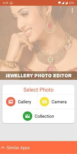 Jewellery Photo Editor 1.0.2 screenshots 1