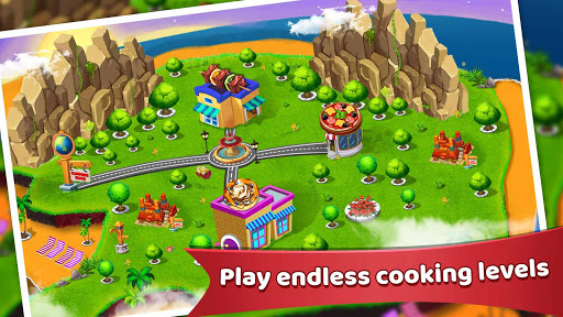 Cooking Race u2013 ud83dudc68u200dud83cudf73Chef Fun Restaurant Game u0635u0648u0631 2