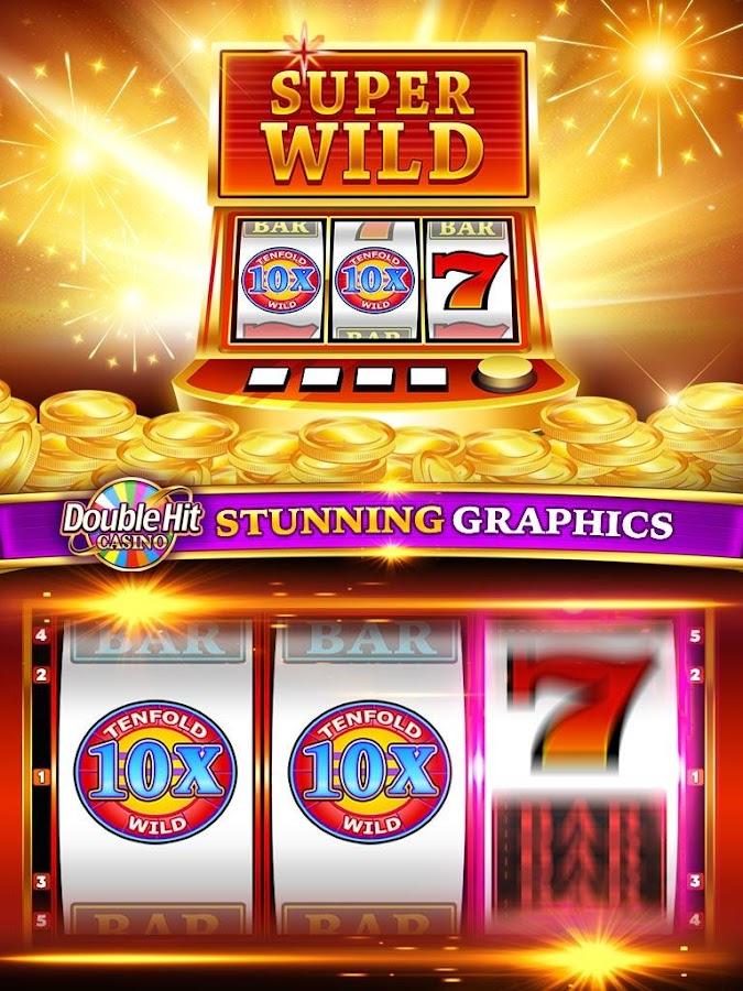 free slots double u casino