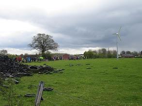 Photo: mini windmolen