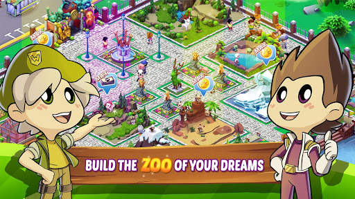 Zoo Evolution: Animal Saga Screenshot