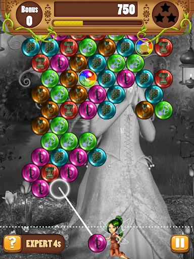 Bubble Pop Journey: Fairy King Quest modavailable screenshots 3