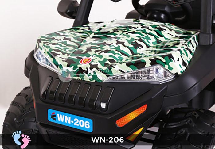 Xe ô tô điện địa hình tự lái WN-206 10