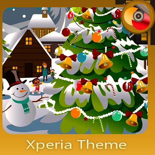 new Year | Xperia™ Theme