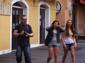 Photo: Závěr školního roku na Azurovém pobřeží v jižní Francii. Návštěva Nice (čtvrtek 26. červen 2014).