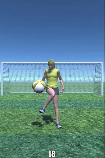 女子サッカーカップ