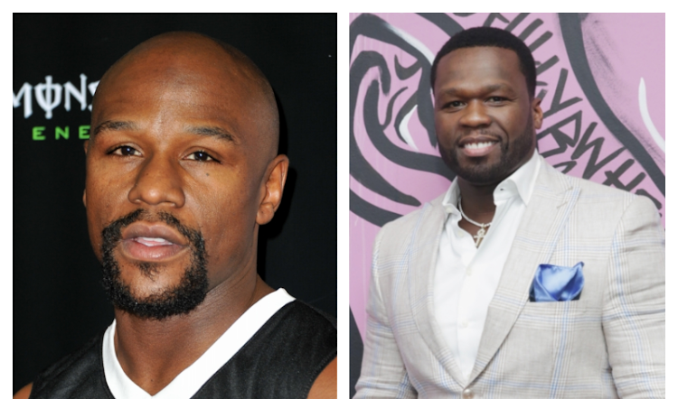 Floyd Mayweather and 50 Cent have been exchanging tons of shade.