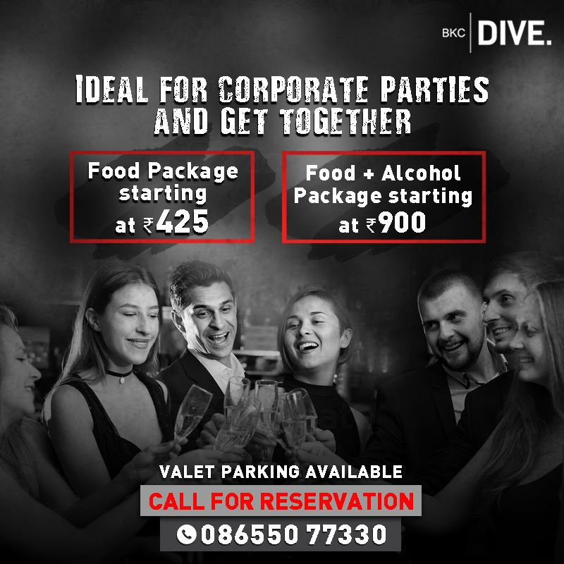 Dive BKC menu 1