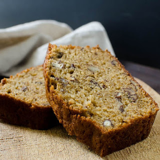 Bourbon Brown Sugar Banana Bread Recipe