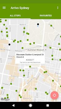 Arrivo Sydney Transit App
