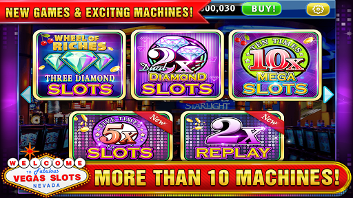 Vegas Slots - Play Las Vegas Casino Slot Machines! 1.1 4