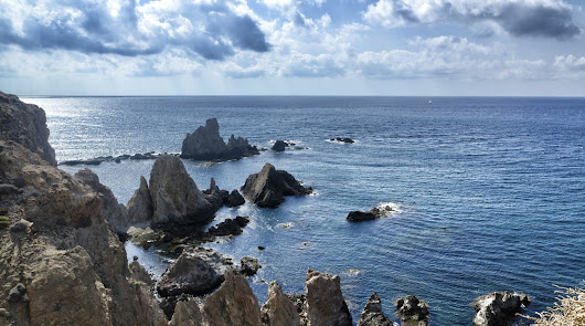 Ronda de energía: una ruta vivificante por Cabo de Gata