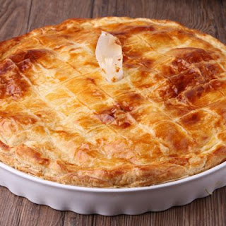 A To-Die For Vegetarian Pot Pie