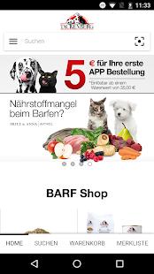 TACKENBERG Tiernahrung - náhled