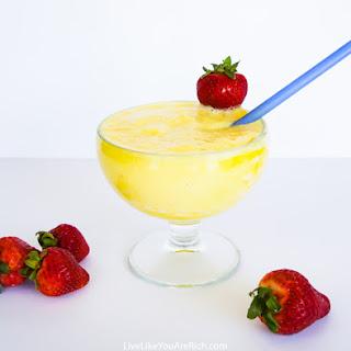 Pineapple Slush Drink Recipes.
