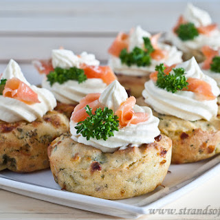 Cheese and Parsley Muffins